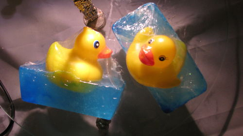 Rubber Ducky Bath Buddy Scented