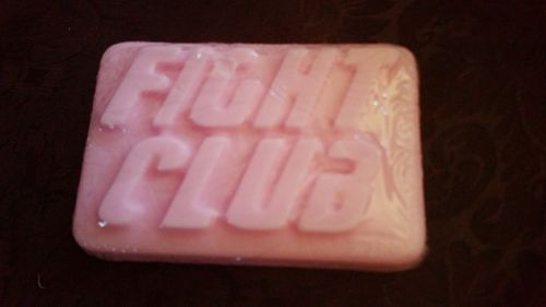 """Fight Club"" Themed Body Bar"